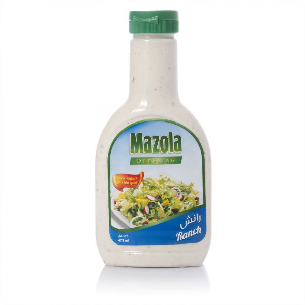 MAZOLA FRENCH DRESSSING 473ML  1360-00032 1360-00031  L158