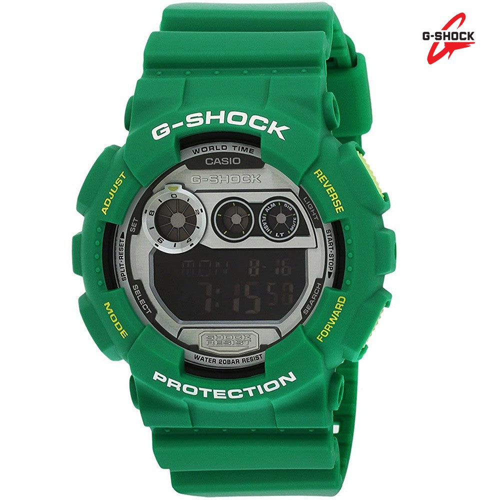 Casio G-Shock GD-120TS-3DR Watch For Men
