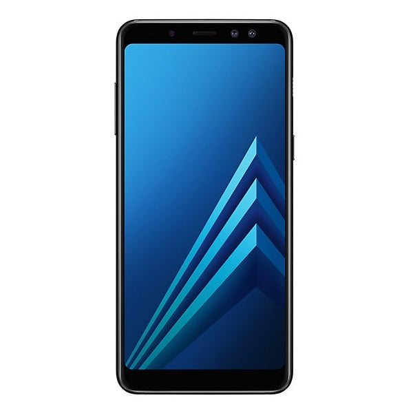 Samsung Galaxy A8 Plus 2018 4G Dual Sim Smartphone 64GB Black