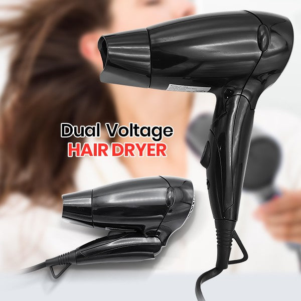 Lucky Asda 1300W dual Voltage Hair Dryer JL-1206-1, Lucky002