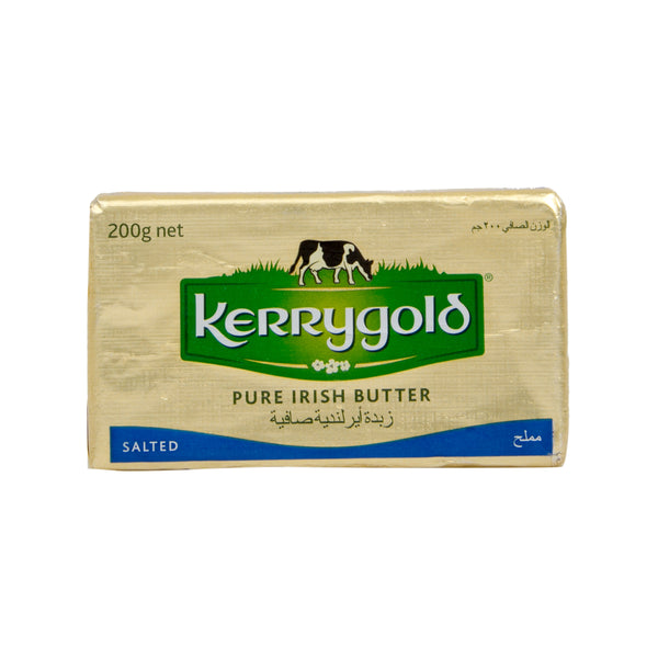 Kerrygold Pure Irish Butter Salted 200g