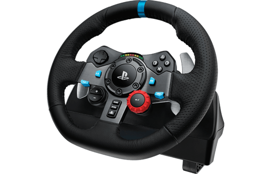 Logitech Gaming Wheel G29 for PS4/PS3/PC