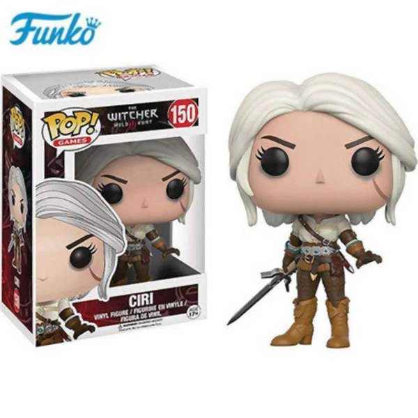 Funko pop witcher ciri