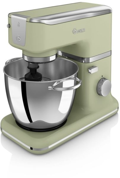 Swan Retro Mixer & Bowl SP21010GN