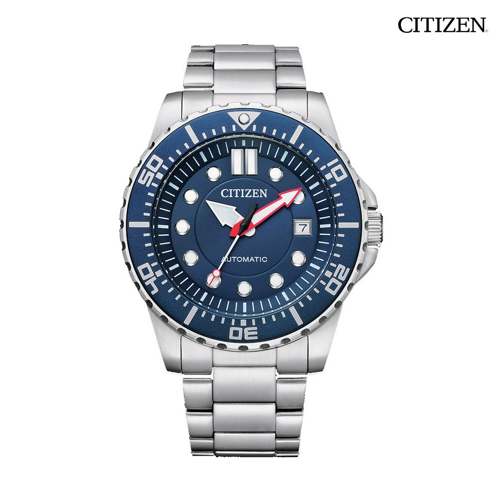 Citizen Analog Mens Promaster Blue Dial Automatic Watch, NJ0121-89L