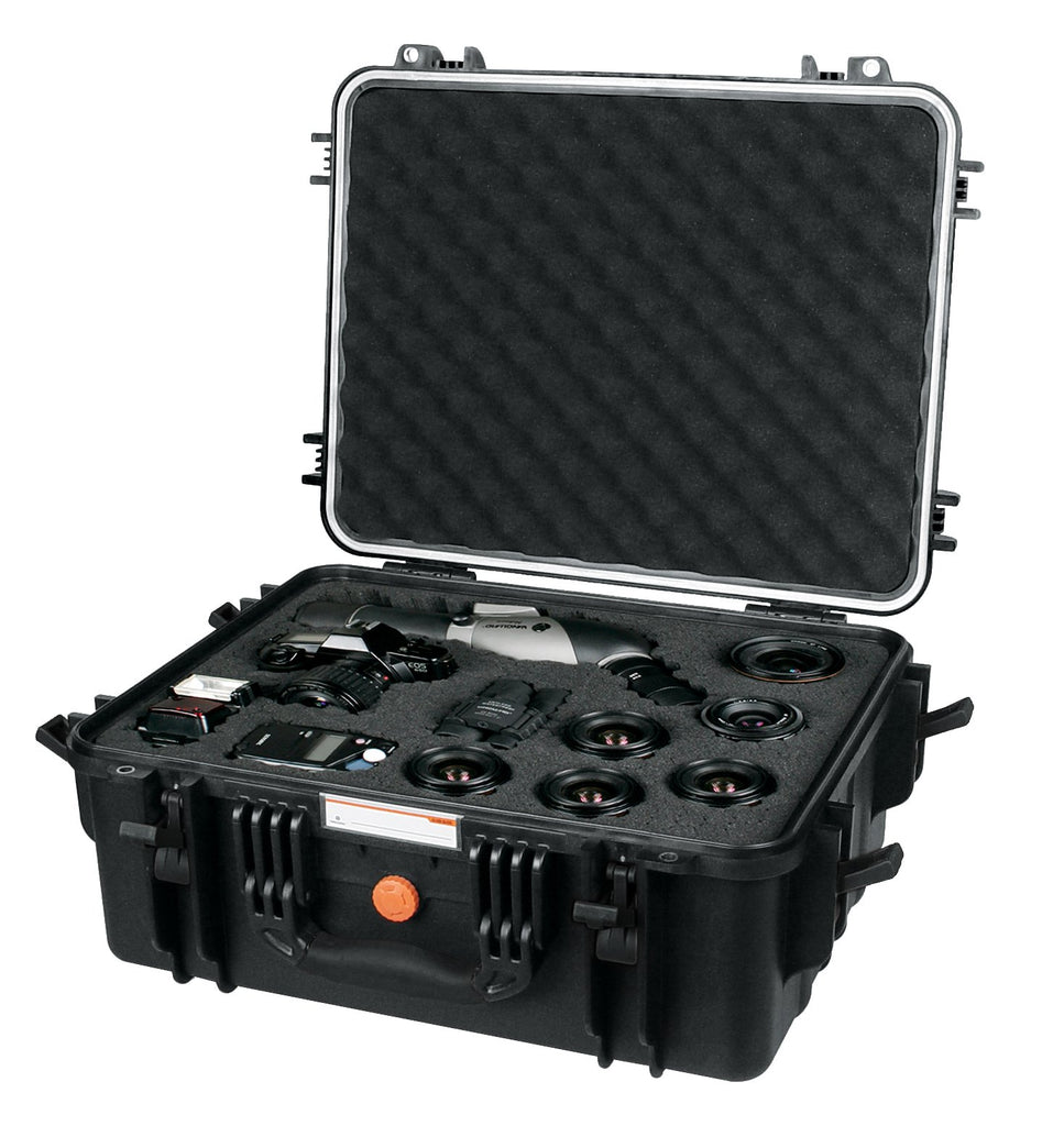 VANGUARD Supreme 46F Camera Case with Customisable Foam Insert