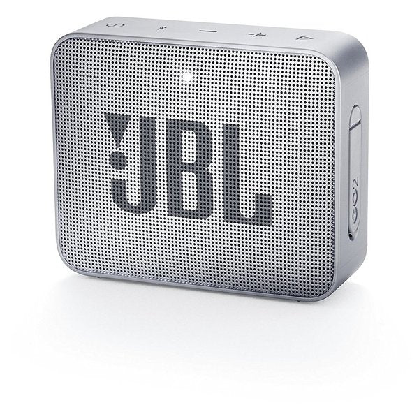 JBL GO2 Portable Bluetooth Speaker Grey