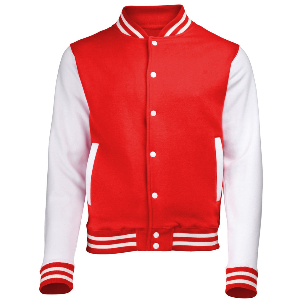 Varsity College Jacket New Premium Unisex American Style Letterman Blank Baseball Custom Top Mens Womens Ladies Gift Present Quality AWD Large