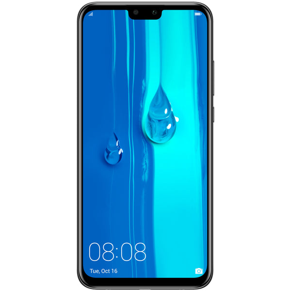 Huawei Y9 (2019) 64GB Midnight Black 4G Dual Sim Smartphone
