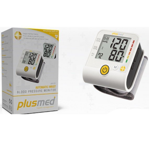 Plusmed Blood Pressure Monitor Pm B51