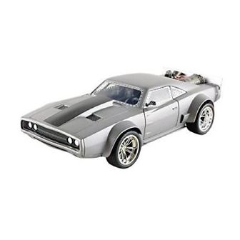 Jada 98291 Fast & Furious 8 Doms Ice Charger Toy Car