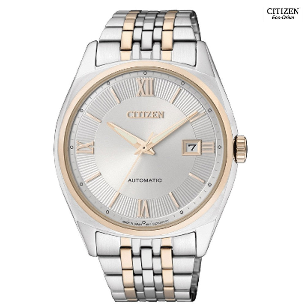 Citizen Eco-Drive NP4014-54P Analog Watch For Men