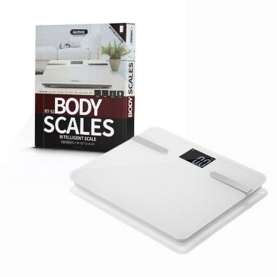 Remax Boady Scales Rt-S1 It Can Scan –Bone Mass,Fat Mass,Body Water,Bmr,Muscle Mass,Bmi