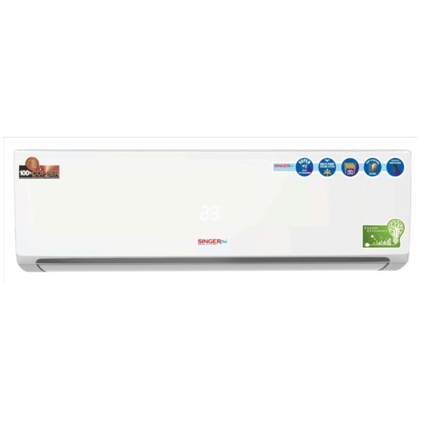 Singer Split Air Conditioner 1.5 Ton SSP18CLP