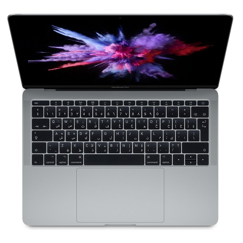 Apple MacBook Pro - Core i5 2.3GHz 8GB 128GB Shared 13.3inch Space Gray Arabic