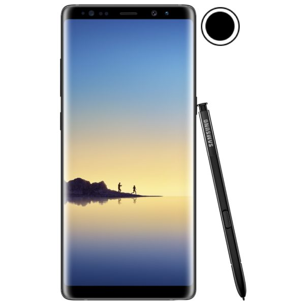 Samsung Galaxy Note8 4G 64GB Midnight