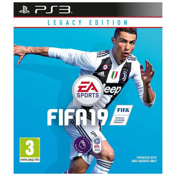 PlayStation Games - PS3 FIFA 19 Legacy Edition Game | Buy online in Bahrain