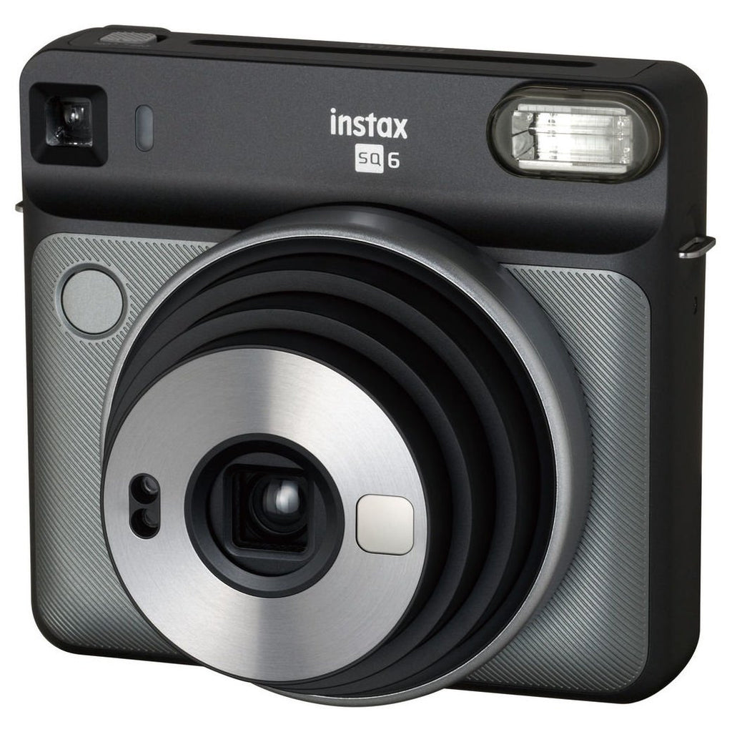 فوجي فيلم Instax SQUARE SQ6 Instant Film Camera جرافيت رمادي