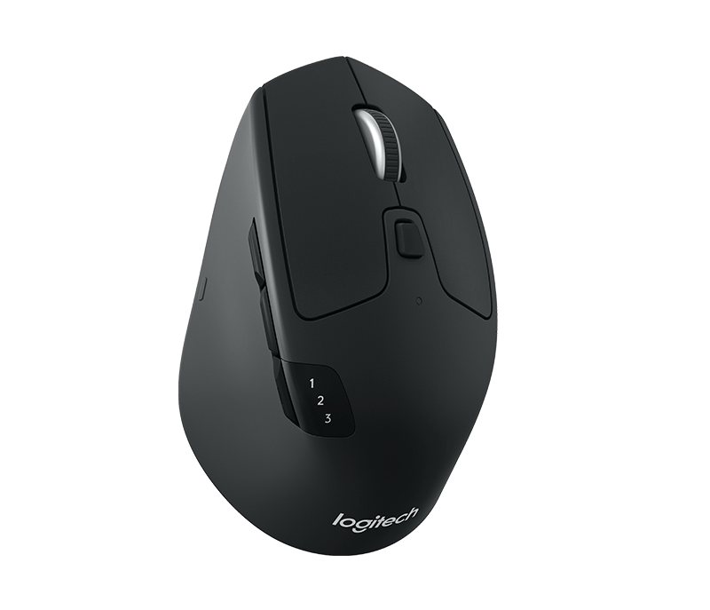 Logitech Mouse Bluetooth/Wireless M720 Triathlon