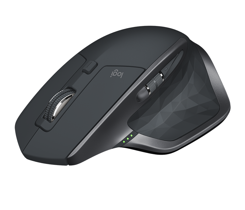 Logitech Mouse Bluetooth/Wireless MX Master 2S