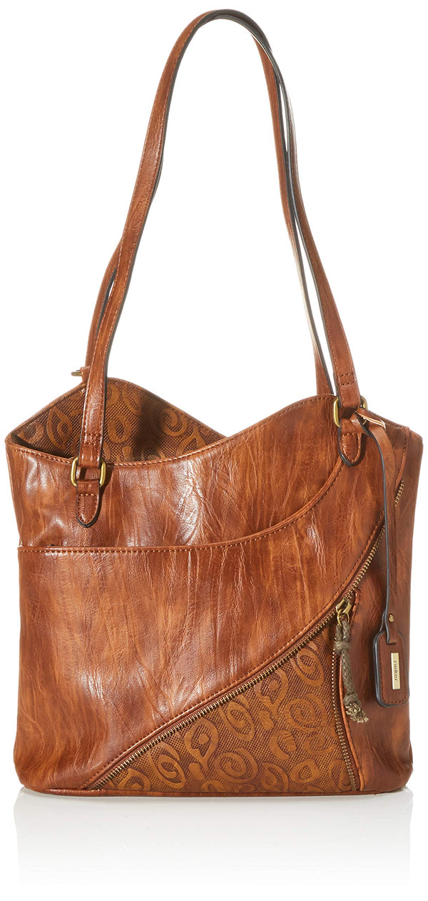 Rieker H1025-22 Chestnut Brown Ladies Handbag