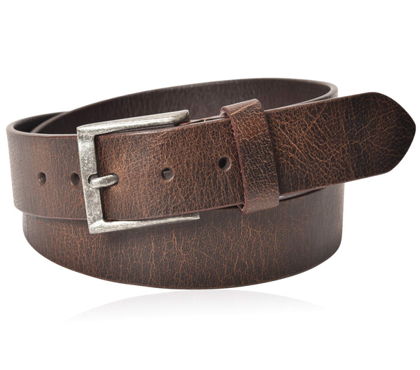 Leather Belts For Men Anti Scratch Buckle Casual Dress Designer Waist Mens Belt