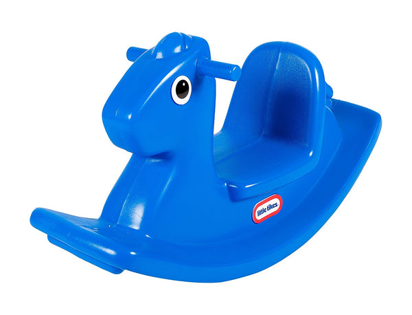 Little Tikes Rocking Horse Chair, Blue