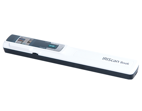 IRISCan Book 3 - 12PPM - بطارية AAA