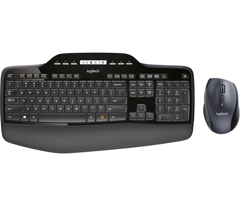 Logitech Combo Wireless ( KB+MSE) MK710