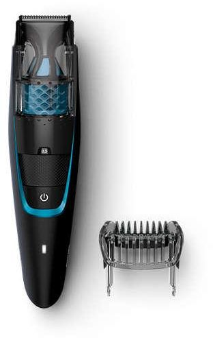 Philips Vacuum Beard Trimmer Series 7000