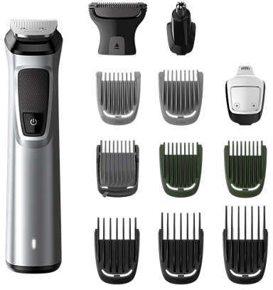 Philips Multigroom Series 7000 13-in-1 Premium Trimmer