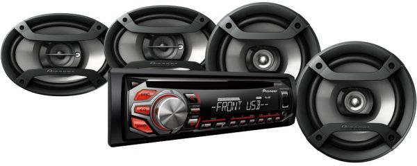 PIONEER CAR STEREO SET DXT-S1069 USB