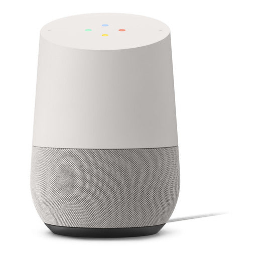 Google Smart Home Bluetooth Speaker White Slate GA3A00417A14