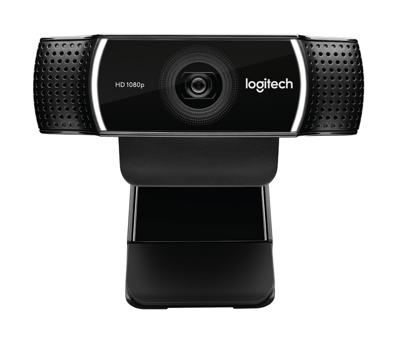 Logitech Webcam C922 HD Full 1080p Pro Stream