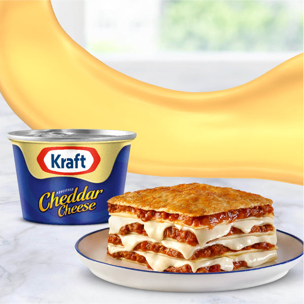 Kraft Cheddar Cheese Can 50g
