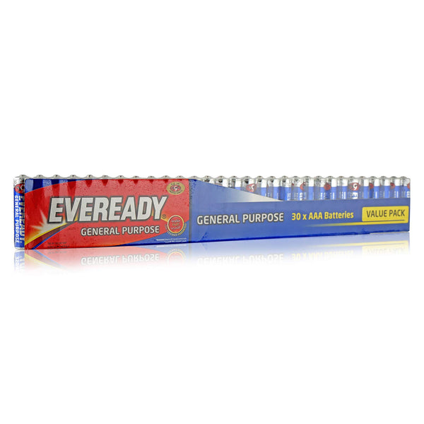 EVEREADY BATTERY 30XAA 30XAAA  017A912SW30   017A915SW30  L28          VAT5