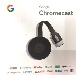 Google Chromecast Model:Nc2-6A5