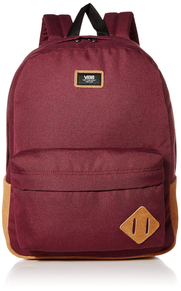 Vans Old Skool III Backpack Casual Daypack 42 Centimeters 22 Red (Prune)
