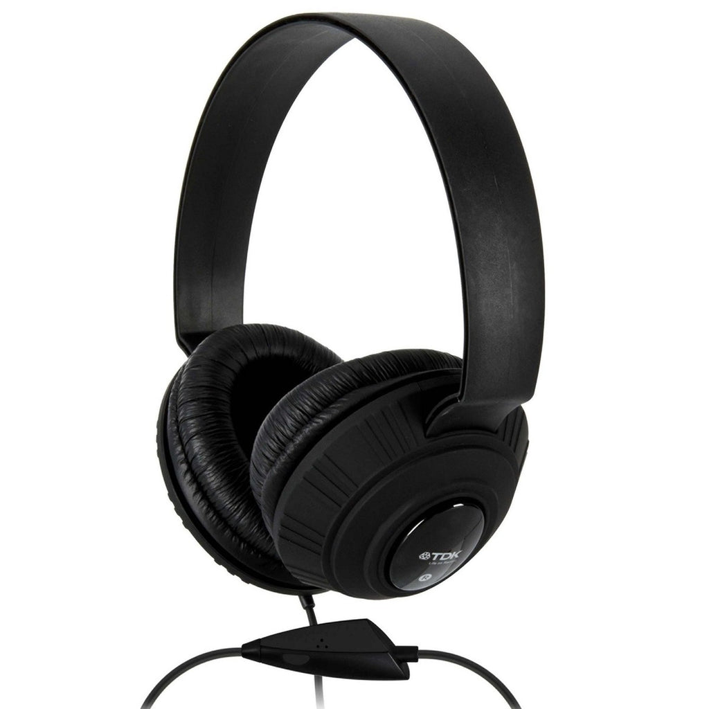 TDK Head Phone With Mic MPI-110