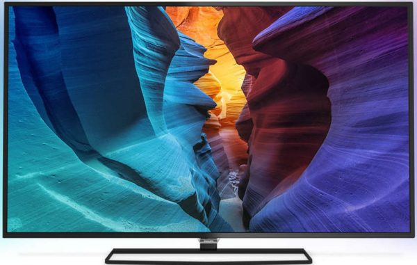 Philips 55PUT6800 Ultra HD 4K Smart LED Television 55inch