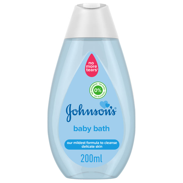 Johnson's Bath Baby Bath 200ml