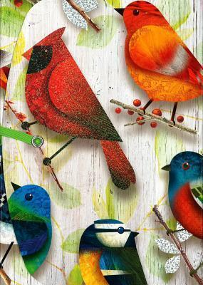 TRI-FOLD NOTEBOOK -MY NOTEBOOK BIRDS -9781472304827