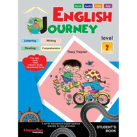 English Journey Level 2  + Apps Online in Bahrain