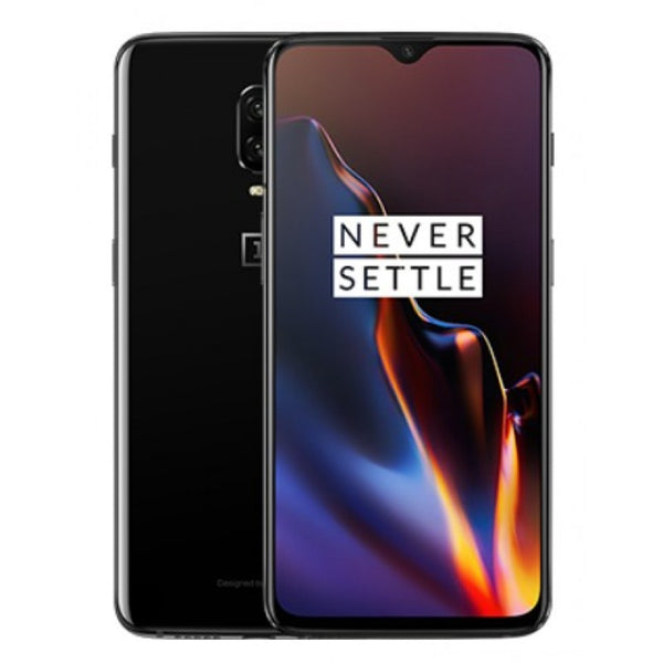 OnePlus 6T - 128GB 8GB Mirror Black