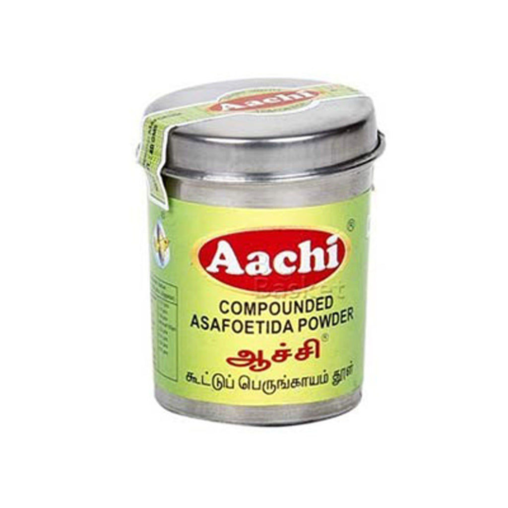 AACHI ASAFOETIDA POWDER 40 GM