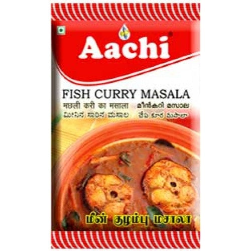 AACHI FISH CURRY MASALA 200GM