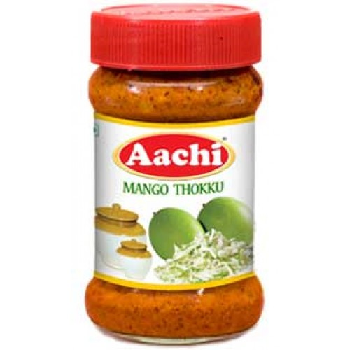 AACHI MANGO THOKKU PICKLE 300GM