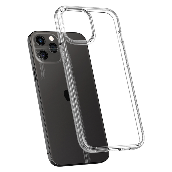 iPhone 12 Pro Max Spigen - Crystal Hybrid Case