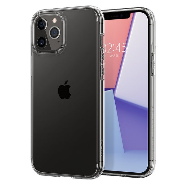 iPhone 12 Pro Spigen - Crystal Hybrid Case