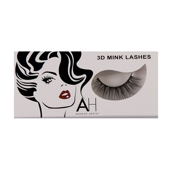 AH Mink Lashes-Zomorod - Suits All Eyes Shapes